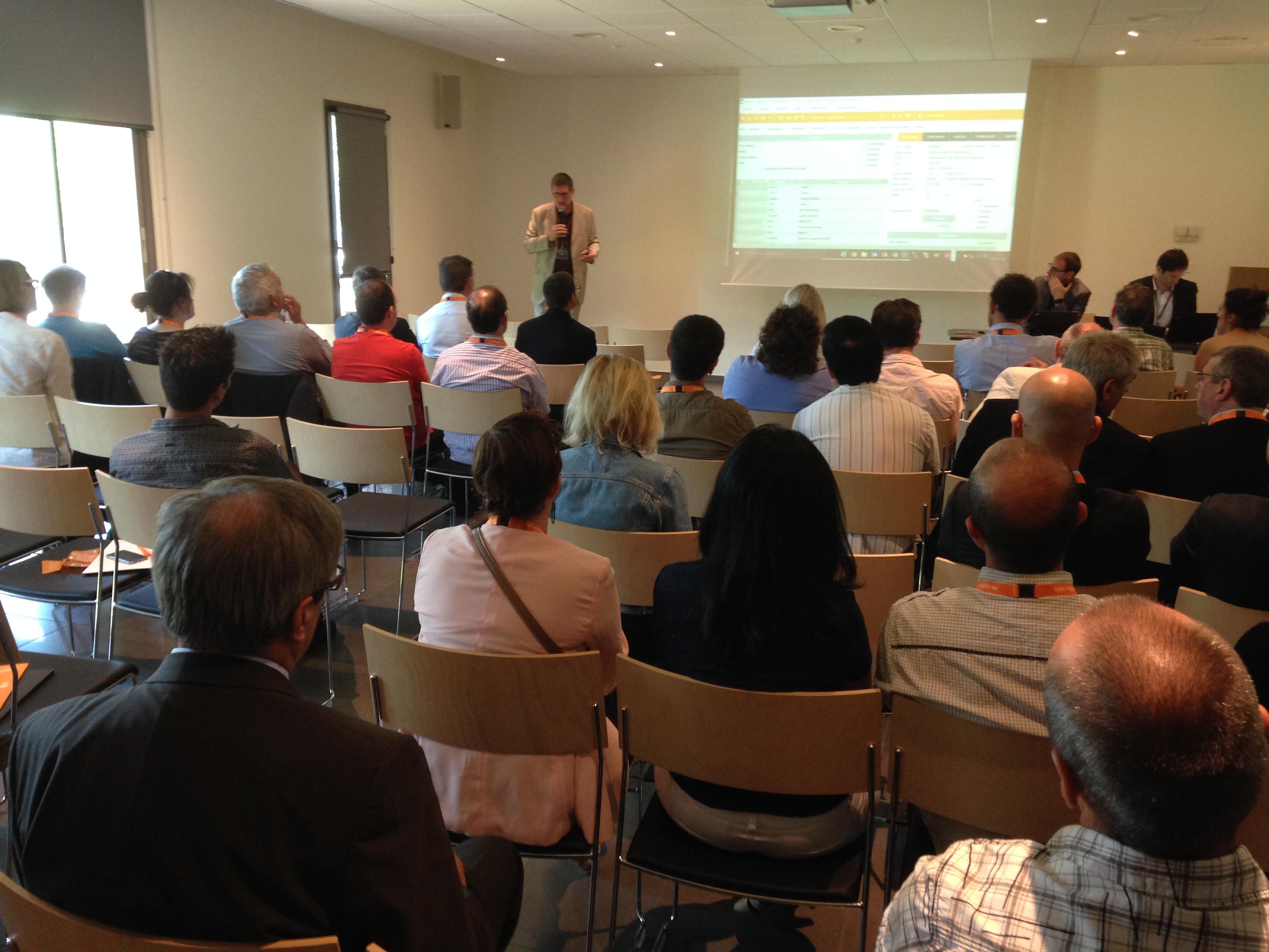 Divalto Tour 2016 - Toulouse domaine de Preissac - CIAG