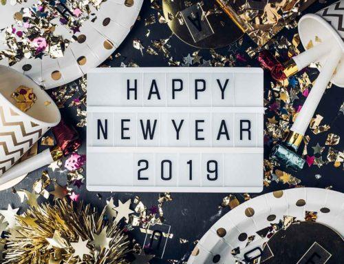 CIAG vous souhaite une bonne année 2019
