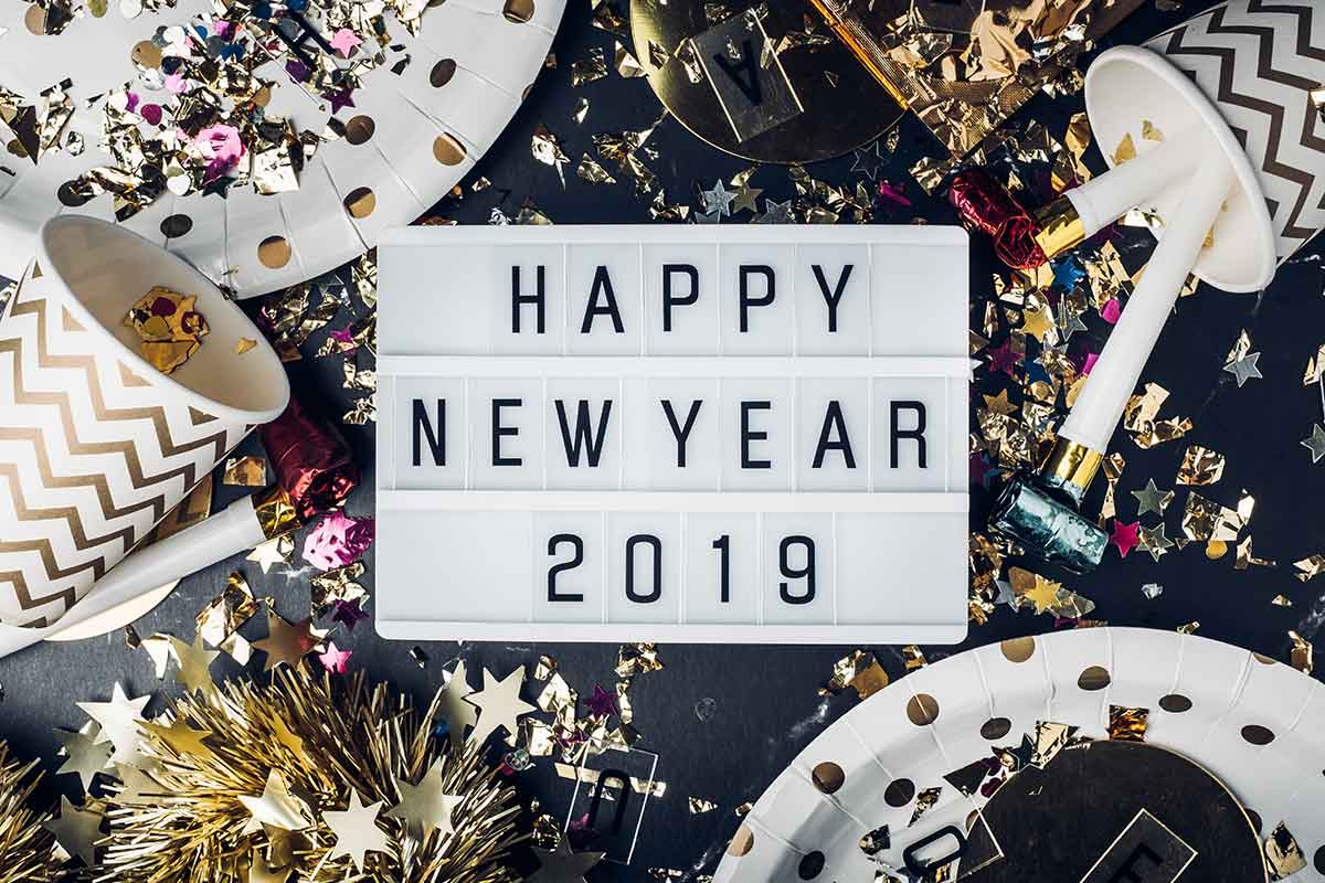 Bonne année 2019 - CIAG