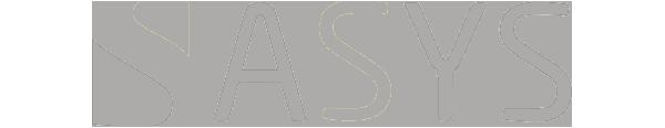 Logo Asys gris