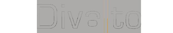 Logo Divalto gris